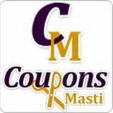 Get the most exiting #discount #deals and #promo_codes from the most popular brands. Simply log on to www.couponsmasti.in