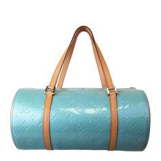 Louis Vuitton 'Papillon' Shoulder Bag in Monogram Vernis Leather