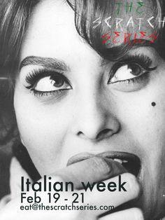 ItalianWeek at The S