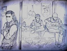 Jealousy by MangaKataRockOn on DeviantArt | Gary Smith, Jimmy, Petey, Canis Canem Edit, Bully