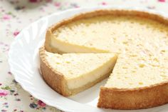 Egg Custard Pie Reci