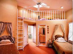 Luxury Girl Room Decorations