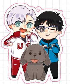 preorder+two+sided+5cm+(2+inches)+transparent+YOI+charms+    Preorders+will+open+until+nov+20+.+Shipped+on+mid+Dec