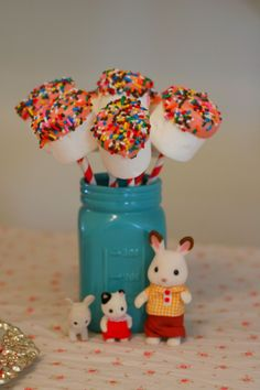 Calico Critters party