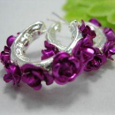 purple jewelry - Google Search