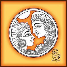 Pichwai Paintings, Indian Art Paintings, Madhubani Art, Madhubani Painting, Indian Contemporary Art, Kalamkari Painting, Kerala Mural Painting, Indian Folk Art, Krishna Art