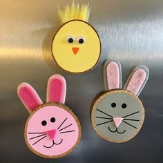 Easter gift chick magnet bunny magnet easter bunny easter basket easter gift chick magnet bunny magnet easter bunny easter basket gift ideas negle Image collections