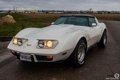 #Chevrolet #Corvette #C3 Test complet sur News d'Anciennes : http://newsdanciennes.com/2016/02/21/on-a-teste-chevrolet-corvette-c3/ #ClassicCar #VintageCar #Voiture #Ancienne #AmericanBeauty