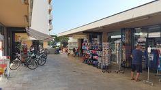 auch die Shoppinglust kann in der Aprilia Marittima ausgelebt werden :-)