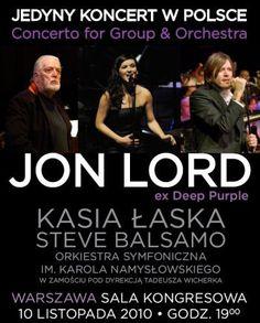Jon Lord - Poland 2010