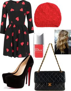 Polyvore Valentines Day Casual Dresses For Teens 2014 9 Polyvore Valentines Day Casual Dresses For Teens 2014