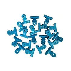 Metal Bulldog Clips Binders Office Paper Documents Organizer Grip Clamps 20 Pack #OfficeSupplies