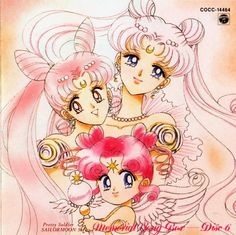 Image discovered by Chibiusa. Find images and videos about sailor moon, chibiusa and rini on We Heart It - the app to get lost in what you love. Sailor Moon Crystal, Sailor Chibi Moon, Sailor Moon Kunst, Sailor Mars, Manga Anime, Old Anime, Neo Queen Serenity, Princess Serenity, Princesa Serena