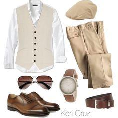Men's Fashion by keri-cruz on Polyvore featuring Christys', Ray-Ban, Dickies, Reiss, Banana Republic, Emporio Armani and BOSS Black