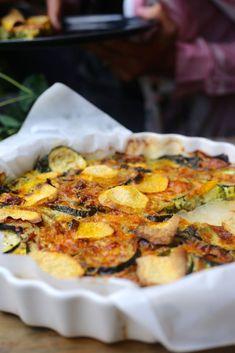 Pureed Food Recipes, Veggie Recipes, Healthy Recipes, Healthy Food, A Food, Good Food, Yummy Food, Frittata, Tapas