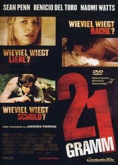 Alejandro González Iñárritu: 21 Gramm 2003 RT 80%
