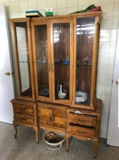 Furniture, Interior, Cabinet, Deco, Home Decor, Chalk, China Cabinet, Chalk Paint, Interior Deco