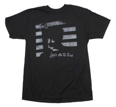 The Cure Let's Go to Bed T-Shirt