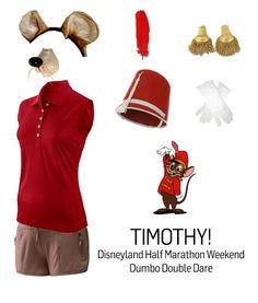 Brainstorm Board for my runDisney Dumbo Double Dare race costume // runDisney // Timothy Q. Mouse from Dumbo // Running Costume