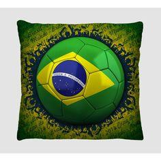 Almofada Brasil do Futebol