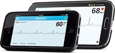 AliveCor: heart monitor that works with smart phone