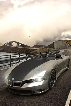 BMW-Convertible Silver