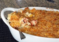 'Heavenly' Doesn't Begin to Describe This Lobster Macaroni and Cheese