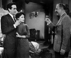 Vittorio Gassman, Elizabeth Taylor, Louis Calhern– Rhapsody