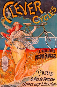 Theatre Geant l/' Orient French Nouveau France Vintage Advertisement Art Poster