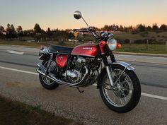 Restored 1974 Honda CB750k4.Yummy Yummy.GD.