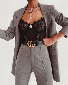Stylish outfit idea to copy ♥ For more inspiration join our group Amazing Things ♥ You might also like these related products: - Pants ->. Outfits Nachstylen, Classy Outfits, Stylish Outfits, Fall Outfits, Fashion Outfits, Fashion Clothes, Fashion Ideas, Summer Outfits, Fashion Images