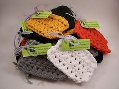 Rags and dishcloths from recycled t-shirts - Fun T-shirt crafts - Fun T-shirt crafts