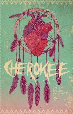 'Cherokee' is an artpiece made by myself inspired by Cat Power song. more at: http://facebook.com/mr.mooree