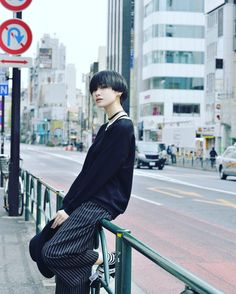 New hairstyles for 2018 Tomboy Fashion, Girl Fashion, Harajuku, Japan Fashion, Love Hair, Pretty People, Girl Photos, Korean Fashion, Asian Girl
