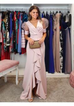 Glam Dresses, Fashion Dresses, Formal Dresses, Fabulous Dresses, Beautiful Dresses, Edwardian Dress, Engagement Dresses, Western Dresses, The Dress