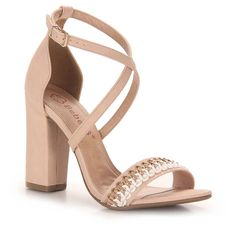 High Heel Pumps, Pumps Heels, Shoes Sandals, Bride Shoes, Wedding Shoes, Ankle Strap Heels, Beautiful Shoes, Chunky Heels, Cute Shoes