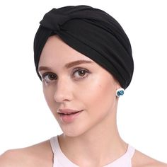 Front Knot Headscarf
