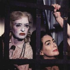 Whatever Happened to Baby Jane - Bette Davis vs Joan Crawford