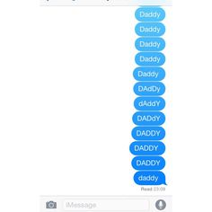 daddy kink ❤ liked on Polyvore featuring text, fillers, phrase, quotes and saying