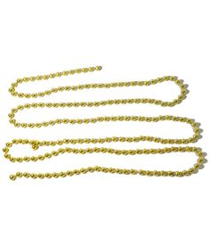 Shop SGS Christmas Tree Decor Ornaments Chain Beads - Gold online at lowest price in india and purchase various collections of Christmas Tree & Decoration in SGS brand at grabmore.in the best online shopping store in india Online Shopping Stores, Christmas Tree Decorations, Hair Accessories, Amp, India, Collections, Ornaments, Chain, Beads