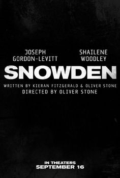Watch Snowden (2016) Movie Online Free