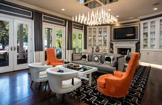 At Max Azria's $88 Million Estate in L.A. There Are 17 Bedrooms to Choose From Photos   Architectural Digest