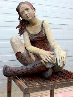 Jurga (sculptures), Marguerite Nadal (peintures) | Art dans LaiR