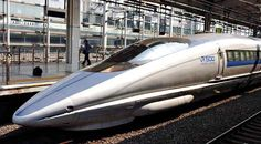 A bullet train in Japan: The Mombasa-Nairobi-Kampala-Kigali Railway.