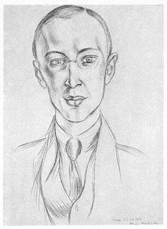 Sergei Prokofiev.Matisse