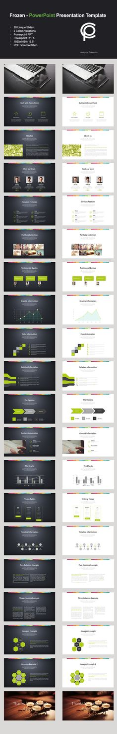 Chalk Dust Keynote Presentation Template  Presentation Templates