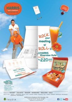 Rock N Roll Meeting Harris Hotel Residence Riverview Kuta