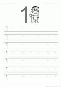 Tracing Worksheets, Preschool Worksheets, Arabic Handwriting, Bird Crafts, Kids Education, Activities, Numbers Preschool, Preschool Education, Kids Worksheets