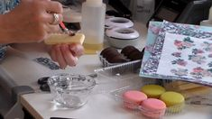 How to decorate store bought cookies with wafer paper- a helpful guide with some tips and things to avoid.