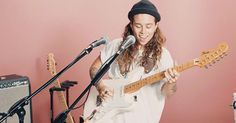 Loop pedal maestro Tash Sultana performs a hypnotic two-song set in this exclusive 'Rolling Stone' video.